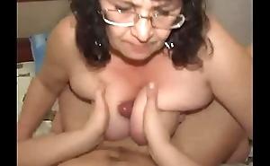 BBW Reife Dame lid Sex mit dem j&uuml_ngeren Mann