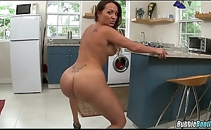 Slutty Big Butt Kitchen MILF