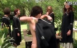 Martha Higareda  hot scene 2