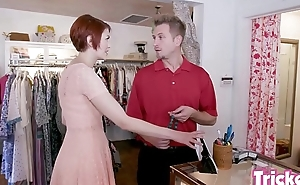 Trickery - Bree Daniels oral-stimulation &amp_ sexual connection with a store clerk