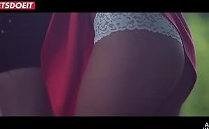 LETSDOEIT - Hot Teens Enjoy Pussy-Licking in the Woods (Vanessa Decker &amp_ Angel Wicky)