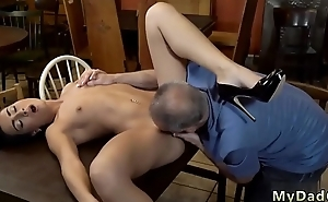 Daddy fucks ally'_ pal'_s daughter hard Can you trust your gf leaving