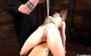 Dour tied up on oafish beam toyed