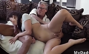 Old man vs young anal What would u prefer - computer or your