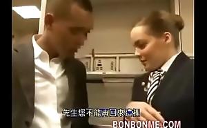 stewardess, oral