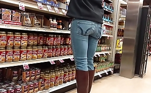Tight ass shopping