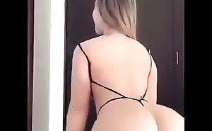 Venezola putita en sexy lenceria