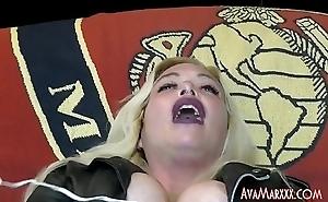 OH GOD! OH FUCK! Ava Marxxx