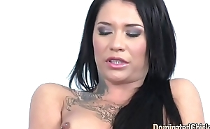 Haunted bdsm beauty gets fucked into ass
