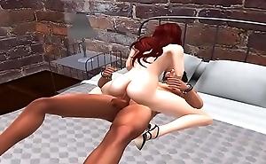Hot Couples in Heat Scene 4