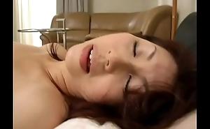 japanese mature  mom masturbation