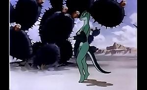 lizard dancing