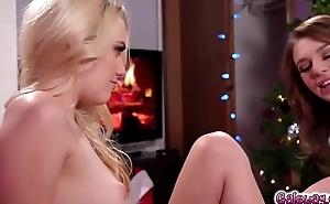 Tiffany Watson feeling that pleasure prone to her!