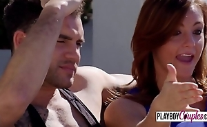 Alexis and Matt share their shaking with other swinger couples