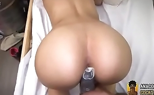 Mia get a hard cock