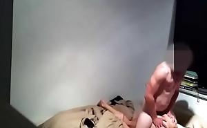 Hidden Cam blonde whirl
